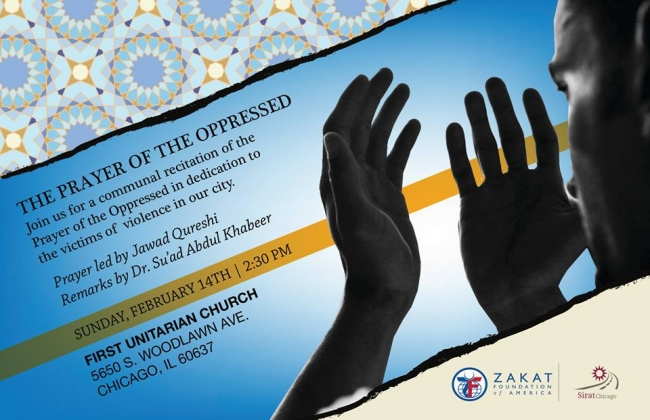 Press Release: Prayer of the Oppressed Brings Southside Communities Together, Feb. 14