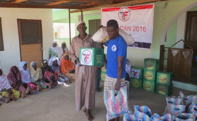Zakat Foundation Launches Worldwide Aid Program