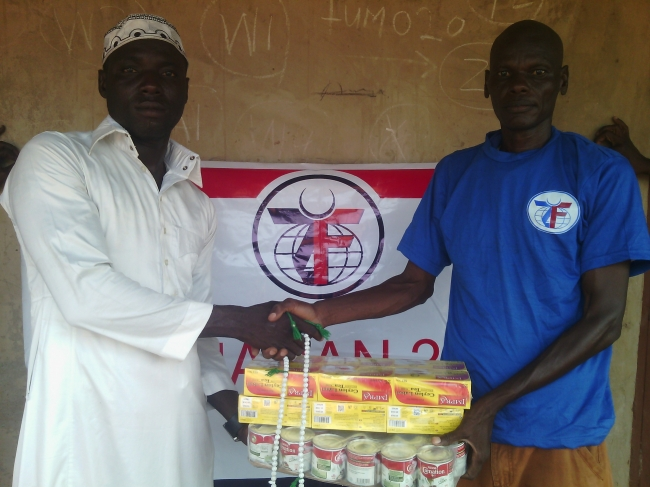 Ghana News Agency: Zakat Foundation of America Distributes Meat to Poor Muslims