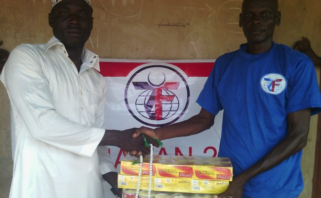 Business Ghana: Zakat Foundation Launches Worldwide Aid Program