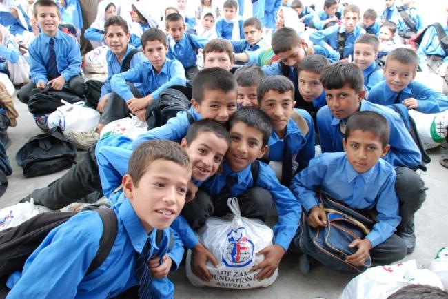 Orphan Sponsorship Expands into Pakistan