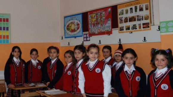 مدرسة مؤسسة الزكاة في غازي عنتاب 2013