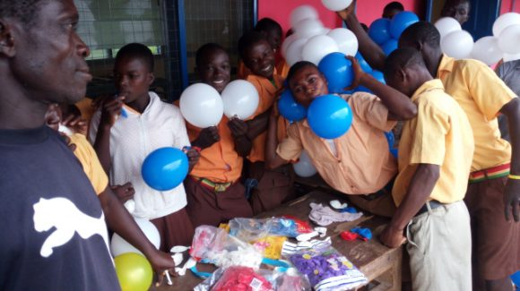 Ghana News Agency: Zakat Foundation Inaugurates $45,000 Junior High School