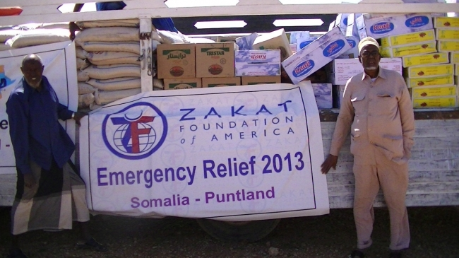 zf emergency relief truck