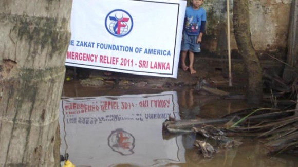 2011 Sri Lanka Flood Relief