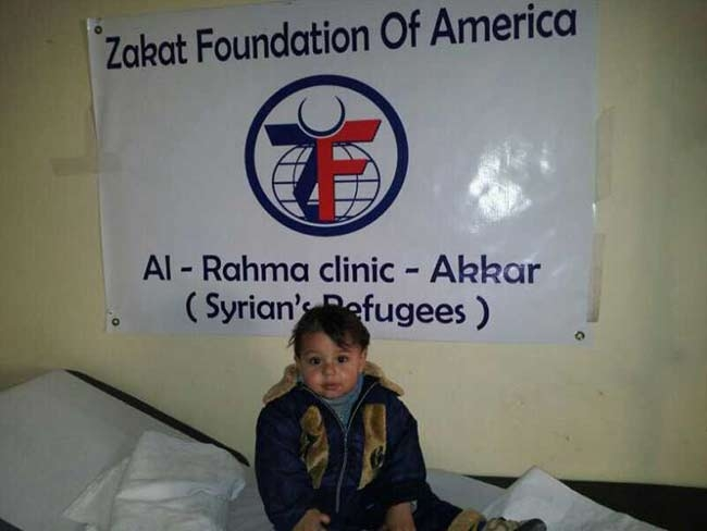 Helping Syrian Refugees Breath Easier