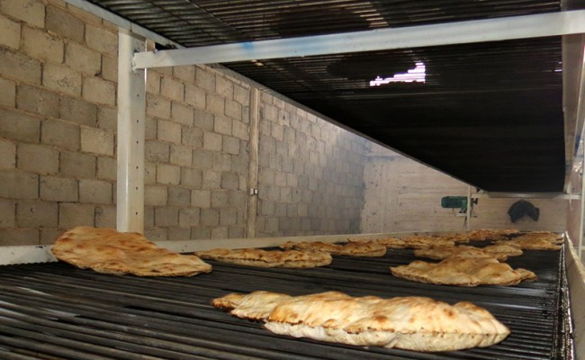 Bakery and School Feed Bodies and Minds of Syrians in Need