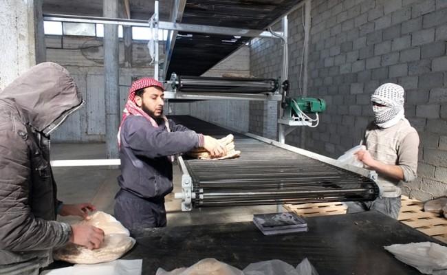 المساعدات الإنسانية في سوريا- من يناير إلى أبريل 2014