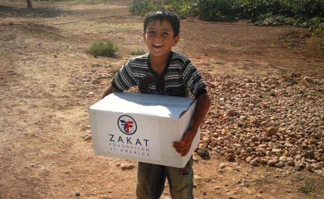 ZF Sponsors Local Event for Syria