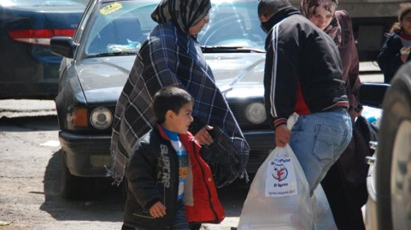 Syrian Refugees: 150 Homes Rented for Syrians in Jordan and Lebanon