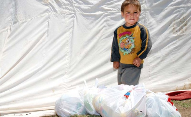 2011-2012 Syrian Crisis Humanitarian Relief