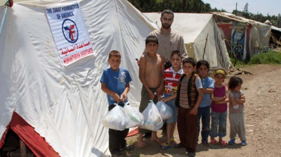 Humanitarian Relief for Syrian Crisis