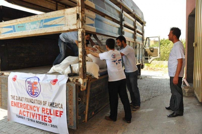 Middle East Emergency Relief Campaign Continues
