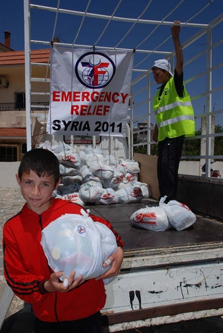 ZF Maintains Syrian Relief Efforts as Crisis Continues