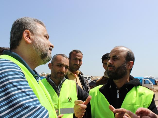 Syrian relief effort has roots in Bridgeview