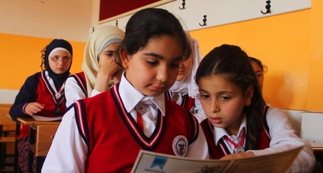 مؤسسة الزكاة تساهم بشكل قوي في إغاثة اللاجئين السوريين