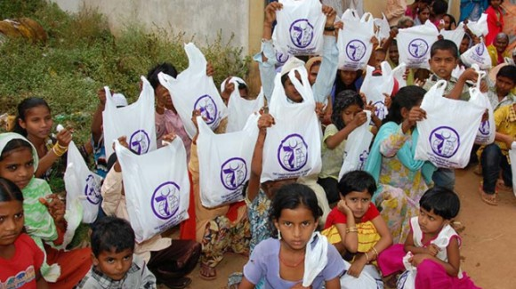 Udhiya/Qurbani Program Reaches About 100,000 Families