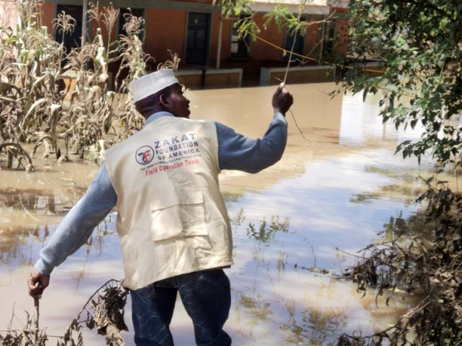 Saving Lives of Flood Victims in Kenya and Uganda
