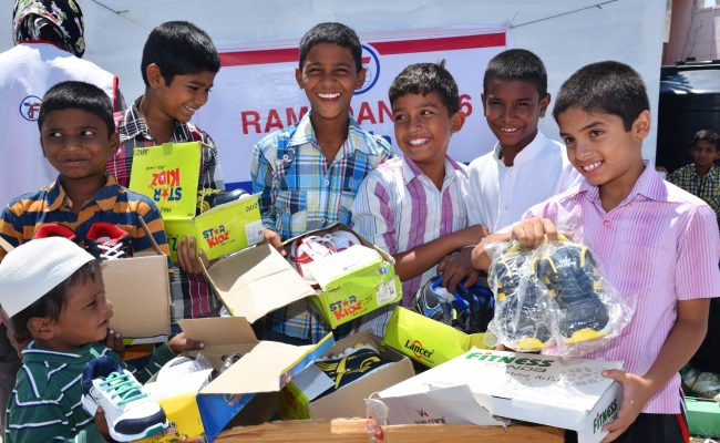 Zakat Foundation Honored as 2016 Top-Rated Nonproft