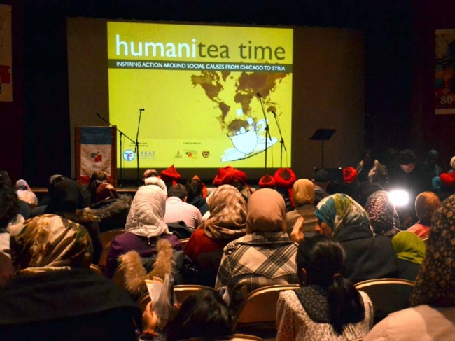 Humanitea Time: A Springboard for Youth Activism