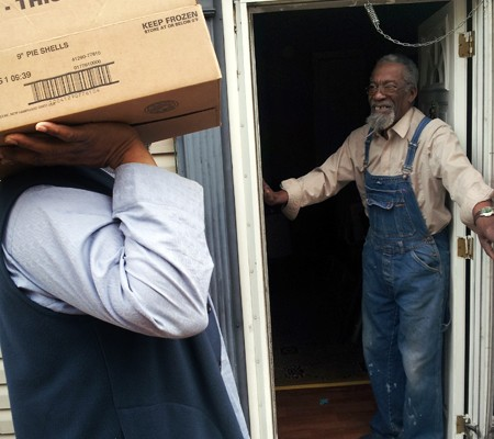 ZF Food Pantry Helps Families in Mississippi this Thanksgiving