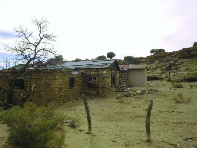 ZF Representative Retells Navajo Reservation Story