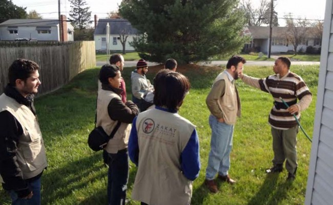 Hurricane Sandy Disaster Relief: Clean-up and Distribution Continues