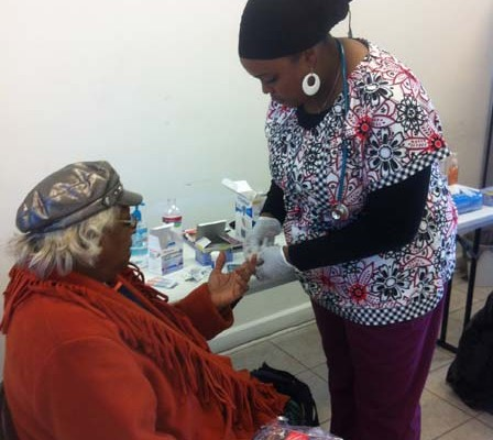Free Health Fair Sponsored by ZF Chicago Community Center