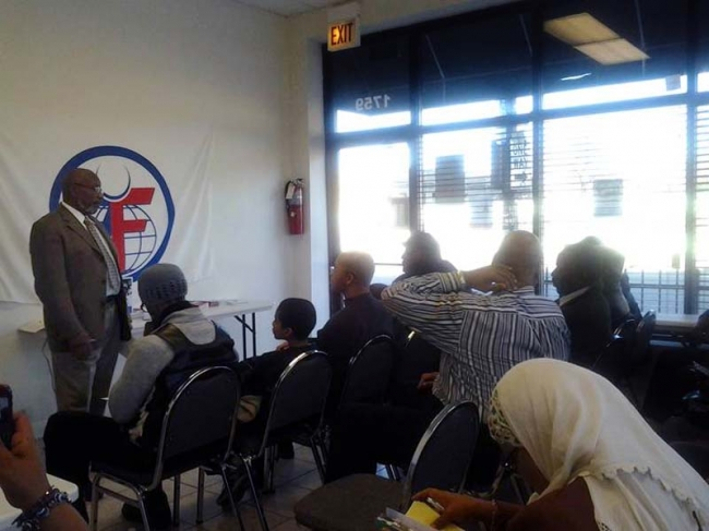 Inspiring Community Conversation at the ZFCCC