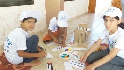 علاج الأمراض النفسية التي تصيب الشباب في قطاع غزة