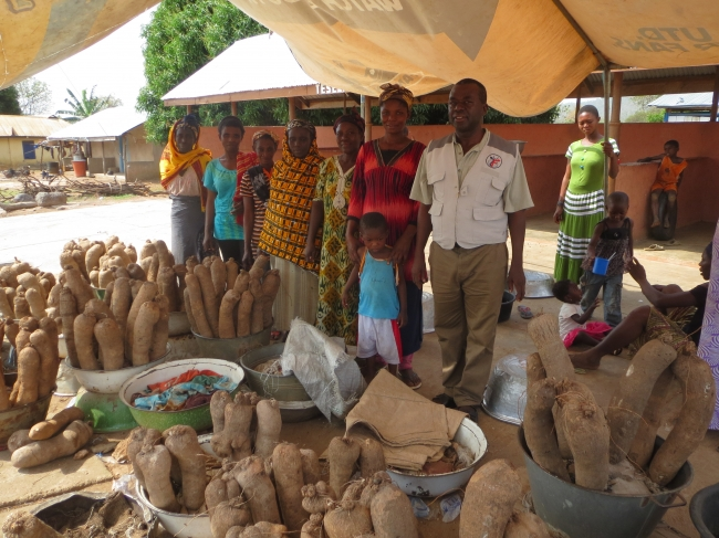 News Ghana: NGO equips 80 women in Gari processing trade
