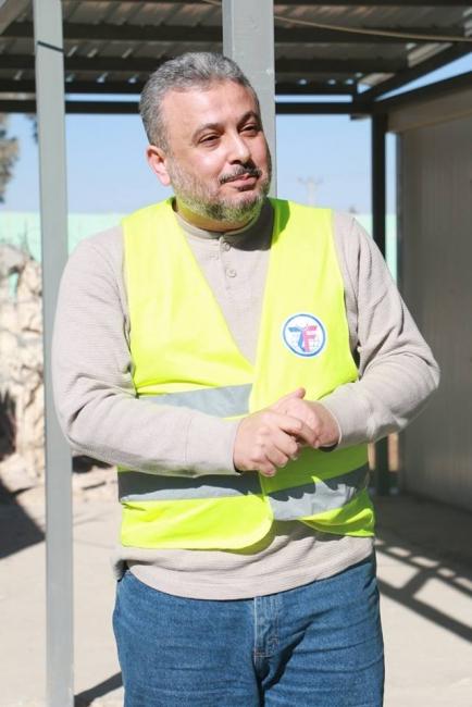 COO Safaa Zarzour visits Palestine and Jordan