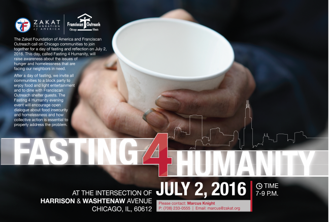 Fasting For Humanity