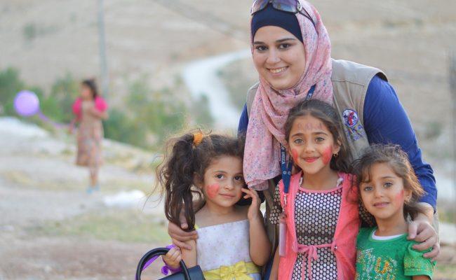 رمضان الخير و توزيعات مؤسسة الزكاة حول العالم